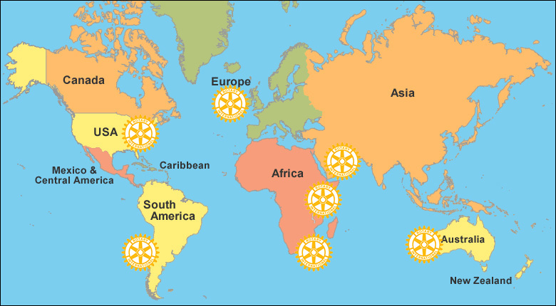 rotary-one-map